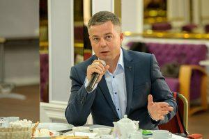 Юрий Грудин, председатель Оргкомитета конкурса «Доверие потребителя», генеральный директор ИДК Formula City