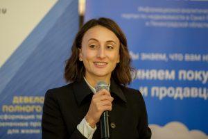 Екатерина Синельникова, заместитель директора Департамента продуктов Банка «Санкт-Петербург»