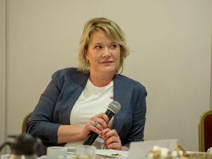 Елена Бодрова, исполнительный директор РГУД