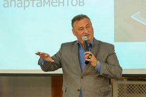 Олег Островский, сопредседатель Оргкомитета конкурса «Доверие потребителя»