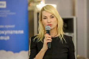 Валентина Нагиева, исполнительный директор конкурса «Доверие потребителя»