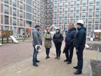 Объезды жилых комплексов в рамках XII конкурса Доверие потребителя